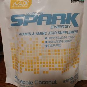 AdvoCare Pineapple Coconut Spark Stick pack